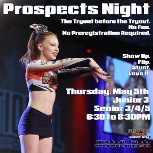 Senior and Junior Prospects Nights